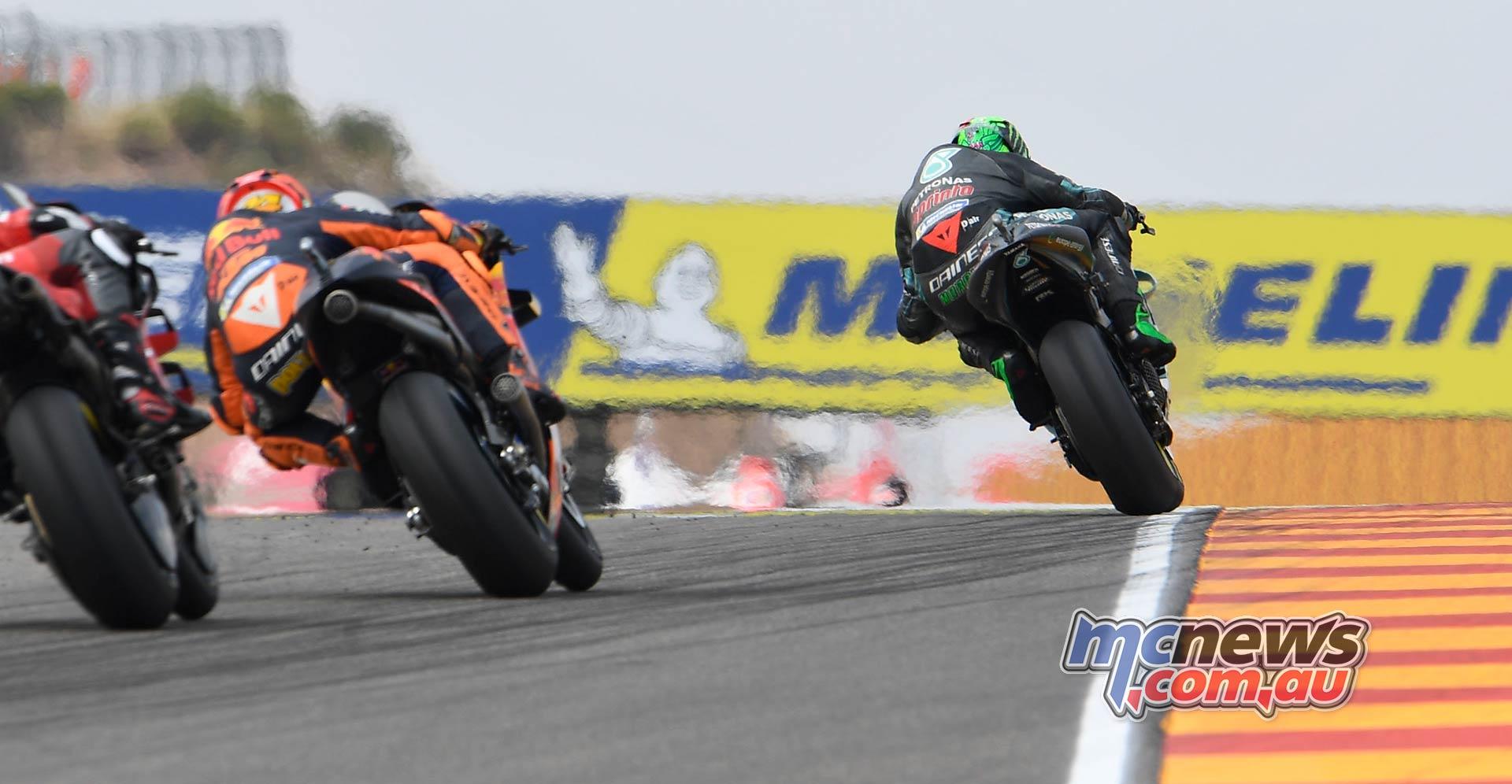 MotoGP Rnd Aragon Morbidelli