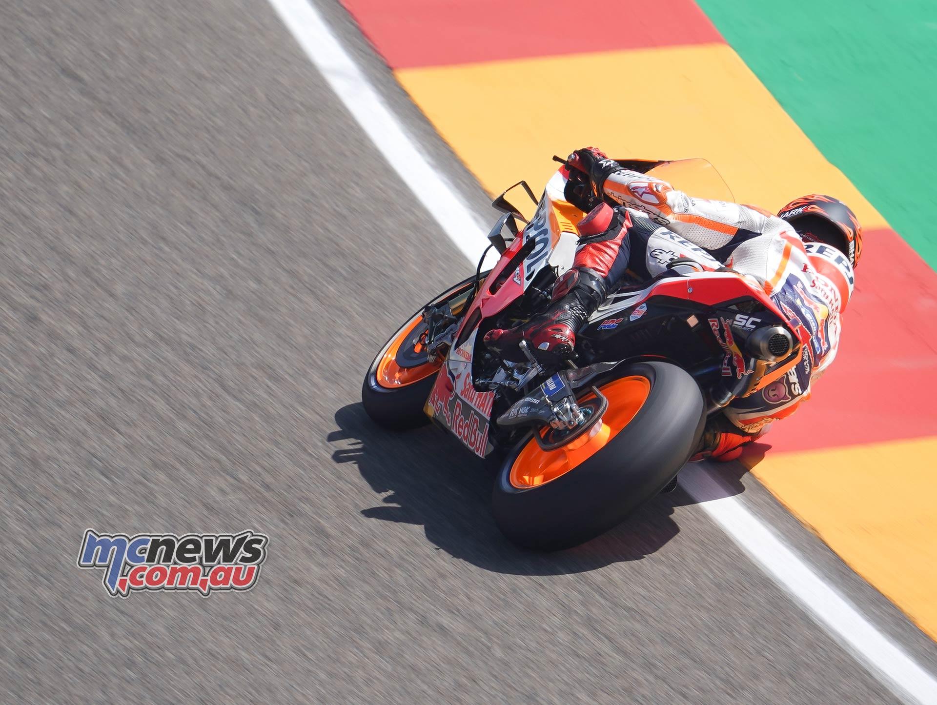 MotoGP Rnd Aragon QP Lorenzo