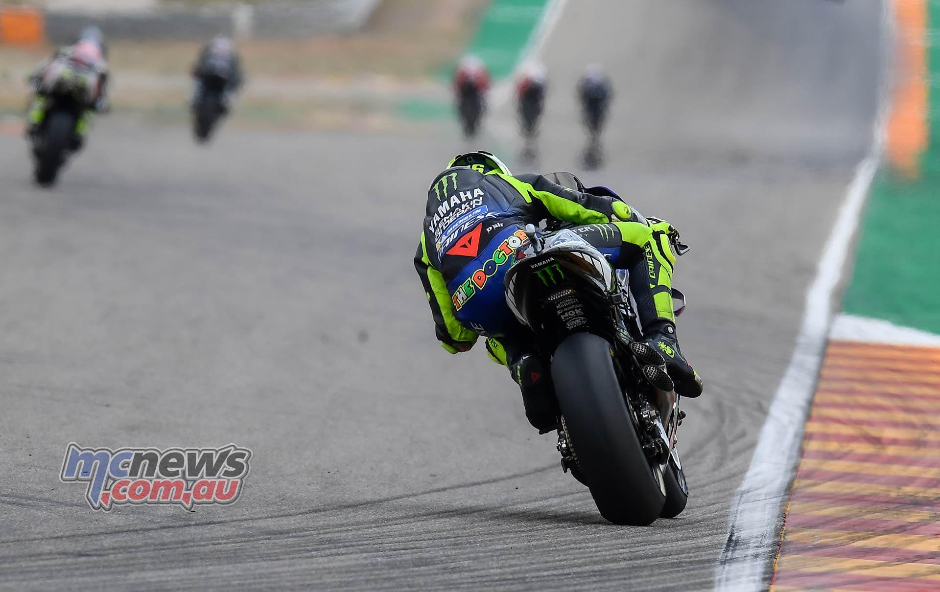 MotoGP Rnd Aragon Rossi
