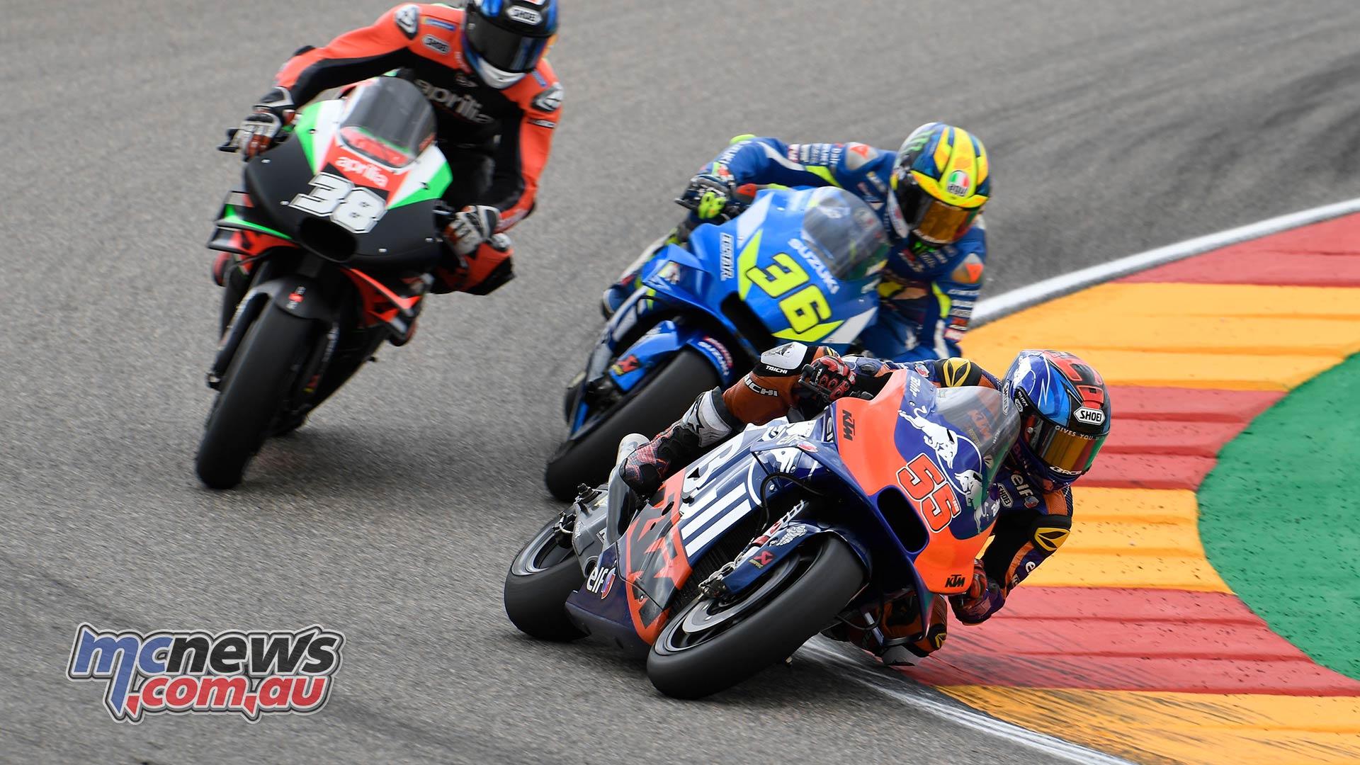 MotoGP Rnd Aragon Syahrin Mir Smith
