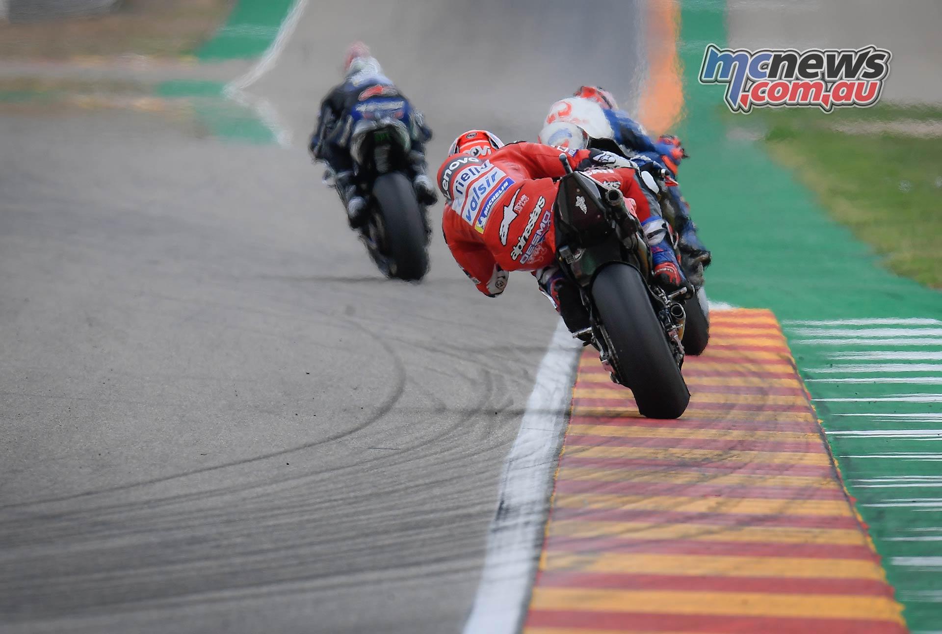 MotoGP Rnd Aragon Vinales Miller Dovizioso