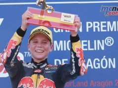 Red Bull Rookies Cup Aragon Billy Van Eerde