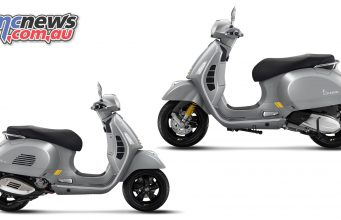 Vespa GTS Super Tech HPE Cover