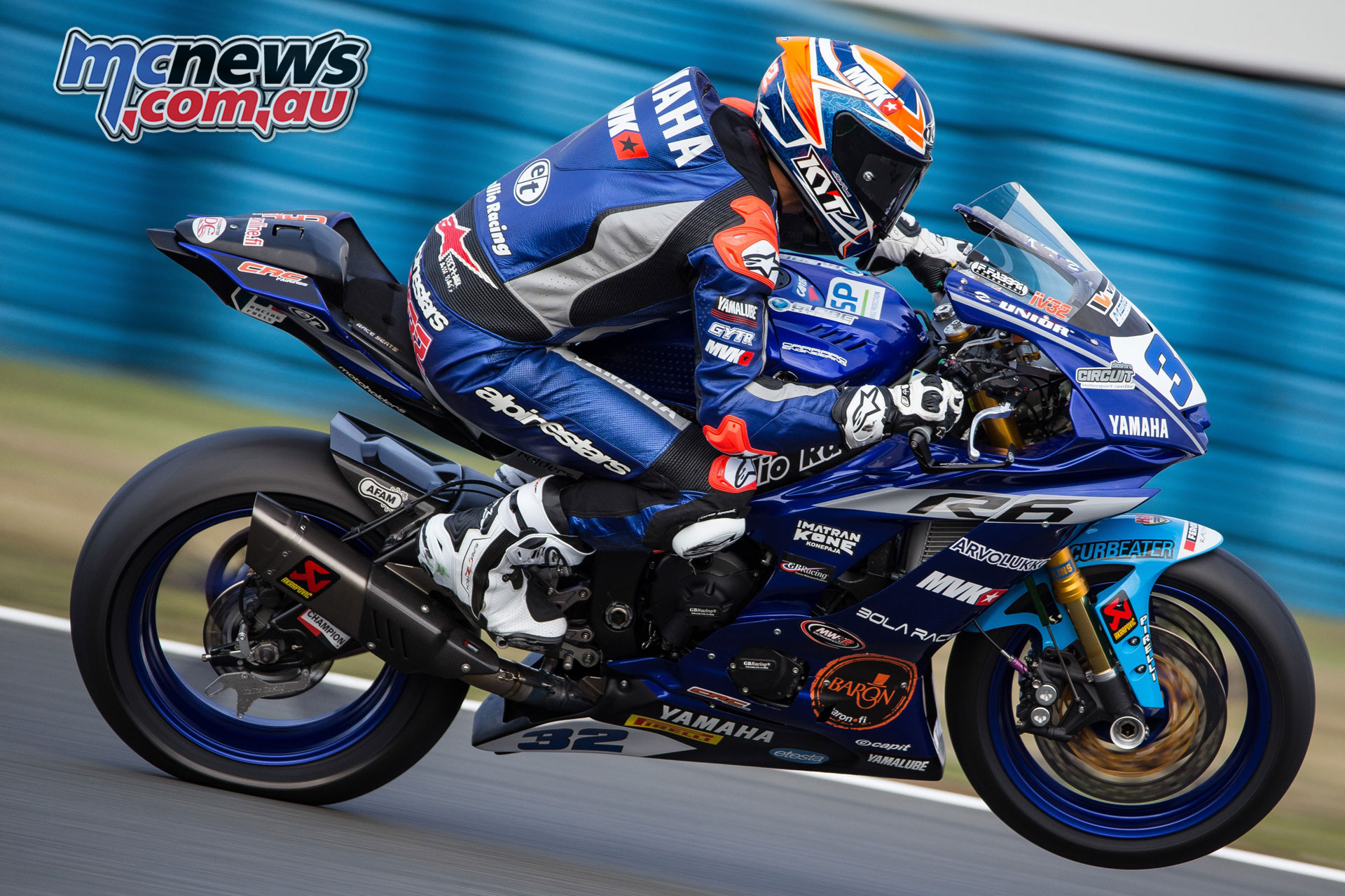 WSBK Rnd France Magny Cours Sun Isaac Vinales