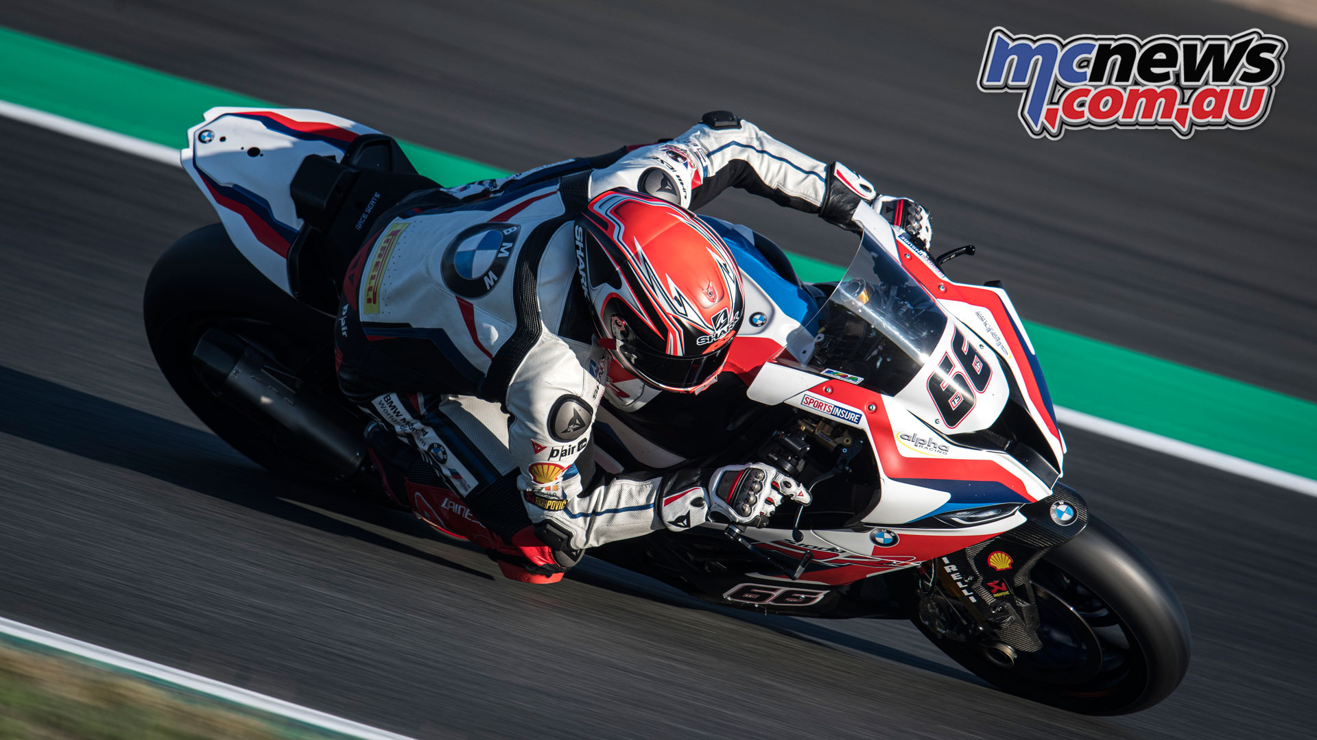 WSBK Rnd France Magny Cours Sun Tom Sykes