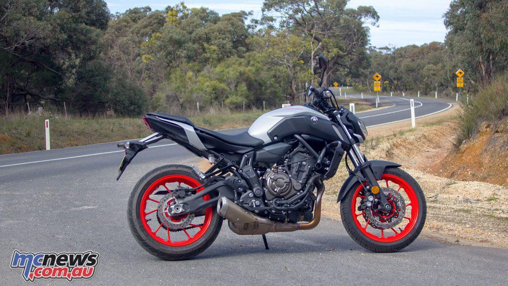 Yamaha MT Review MTpicsg