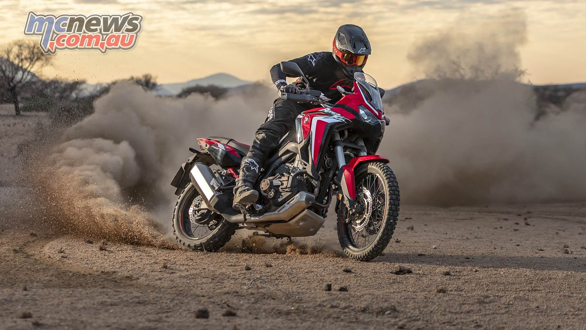 2020 Honda Africa Twin 1100 Pricing Announced Mcnewscomau