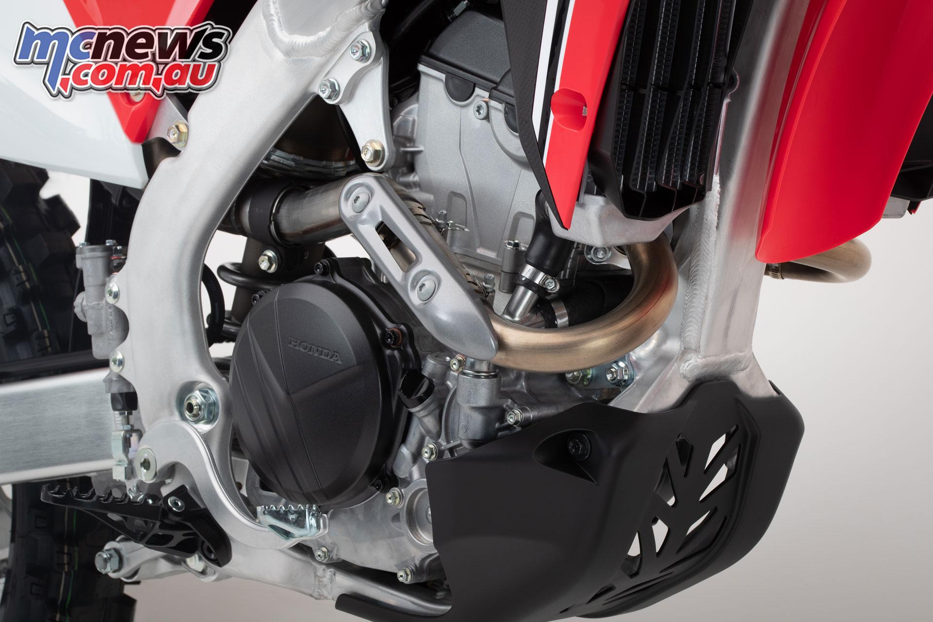 Honda CRFR engine R