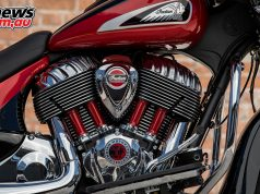 Indian Chieftain Elite thunderblackvivcrystal Cover