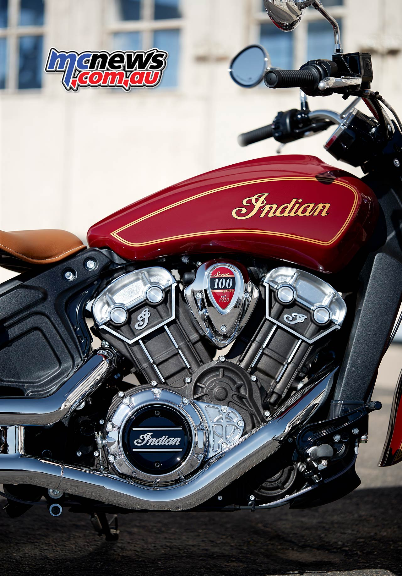 Indian Scout th Anniversary