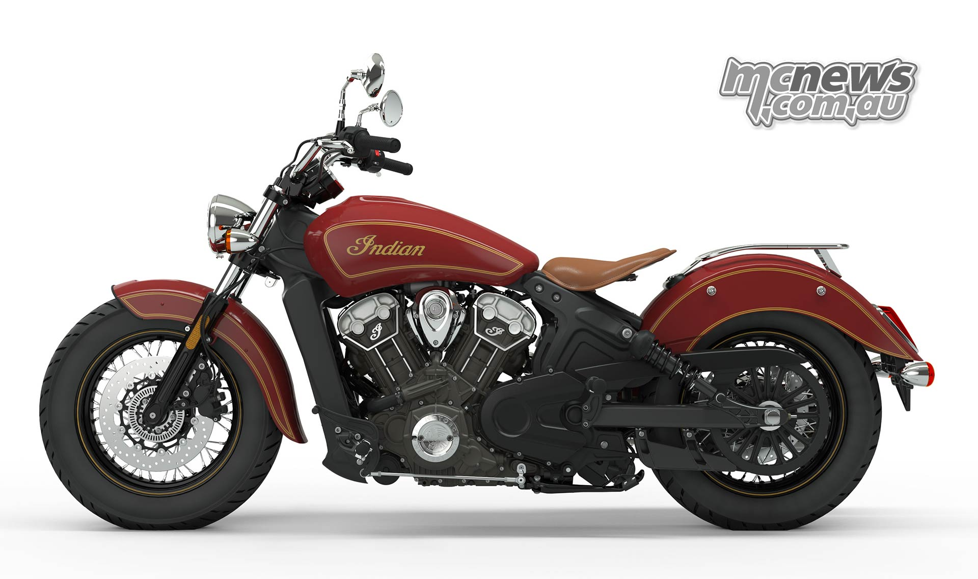 Indian Scout th Anniversary Limited Edition