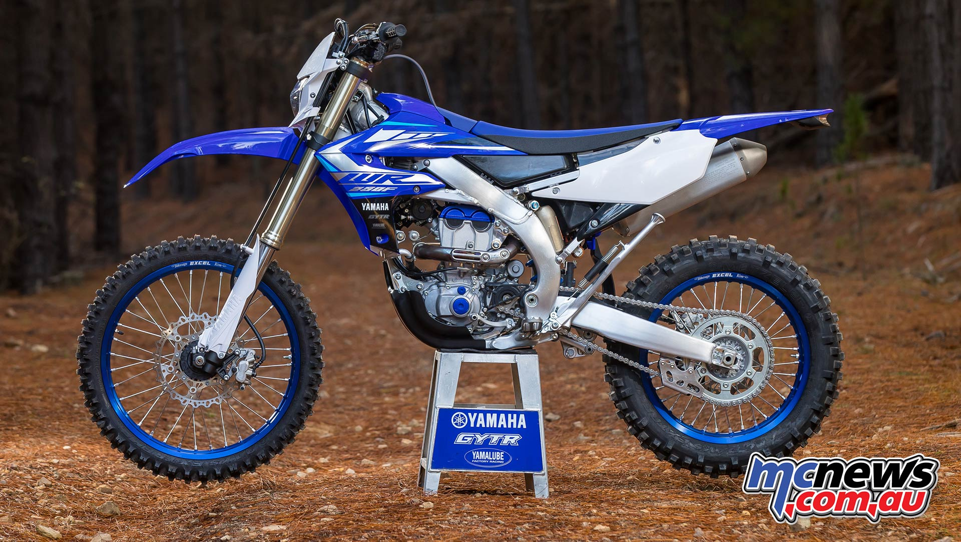 WRF Yamaha