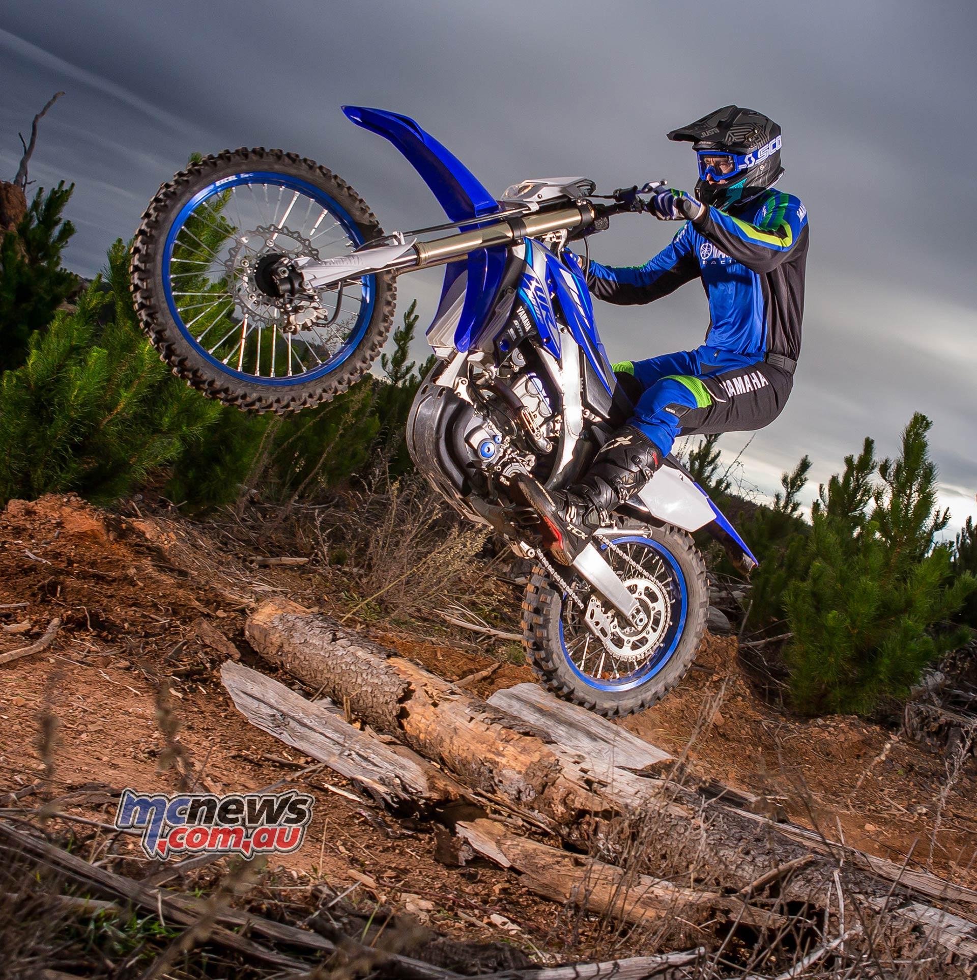 WRF Yamaha Action