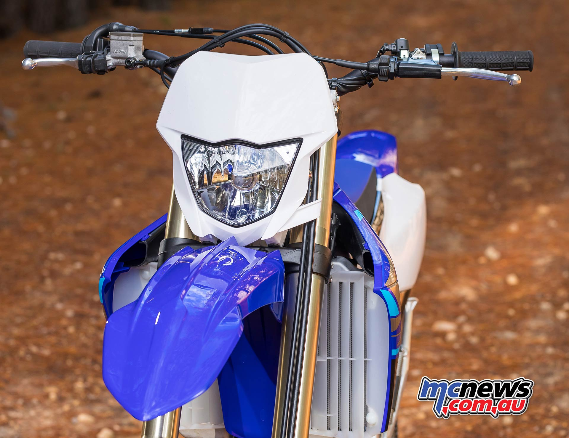 WRF Yamaha Detail