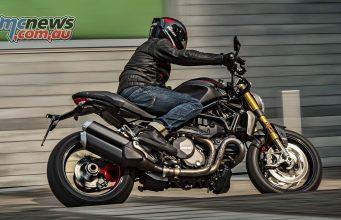 Ducati Monster S x