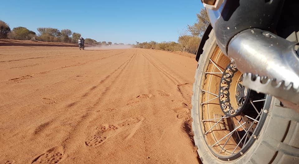 Abminga Track