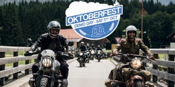 BMW Motorrad Oktoberfest National Demo Day