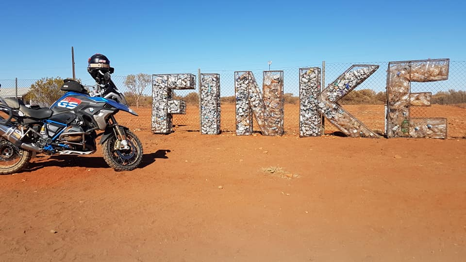 Finke Sign
