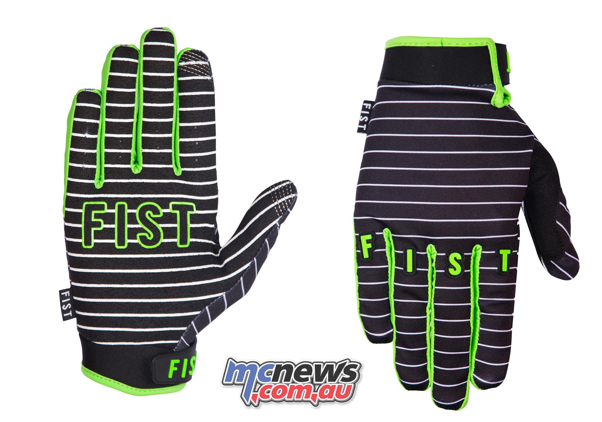 Fist Handwear Spring STRIPE Palm