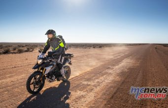 Nick Dudley Ward BMW G GS Safari Enduro