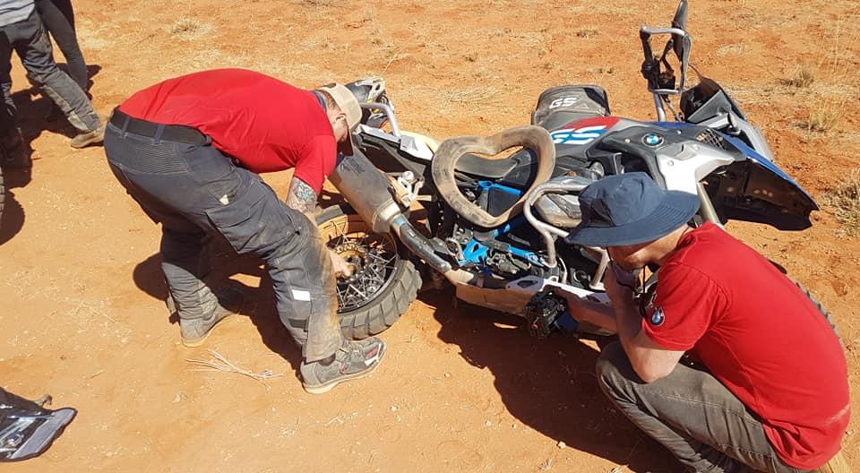 Puncture Repair Safari