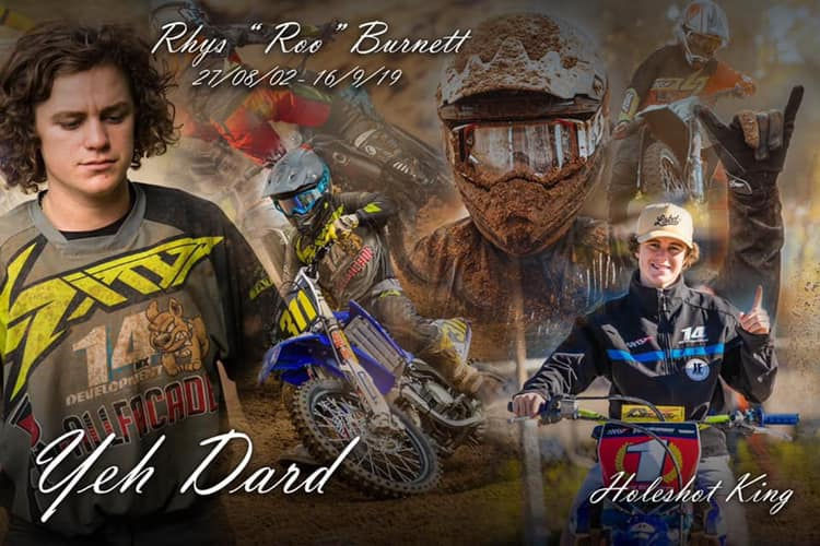 Rhys Roo Burnett RIP
