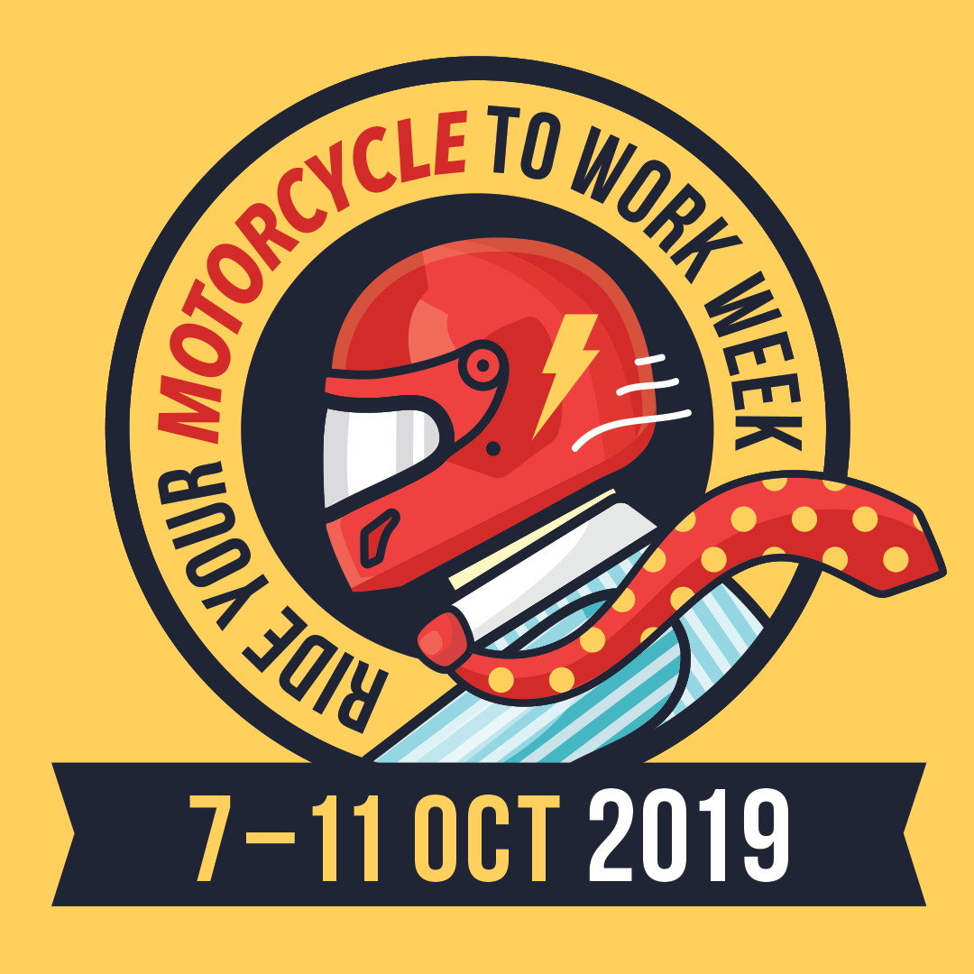 Ride Motorcycle To Work Week
