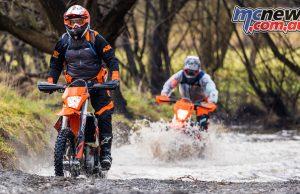 Ride Orange MY KTM Demo Tour