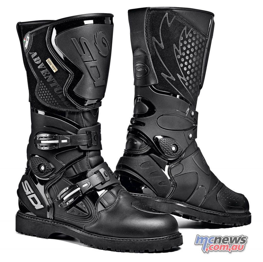 SIDI ADVENTURE Gore Tex Boots Black