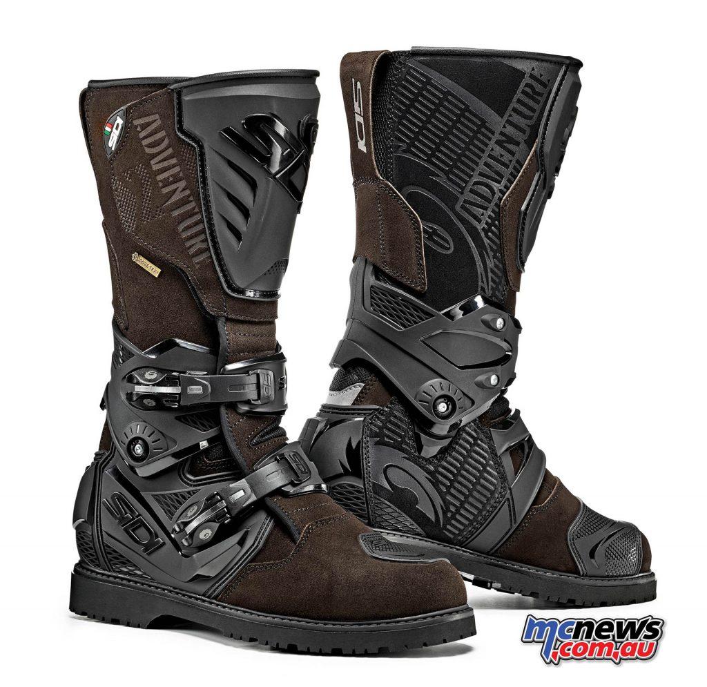 SIDI ADVENTURE Gore Tex Boots Brown
