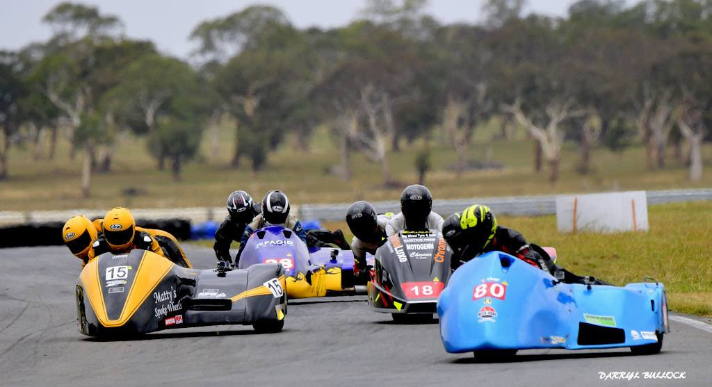 Sidecars to Winton ASBK