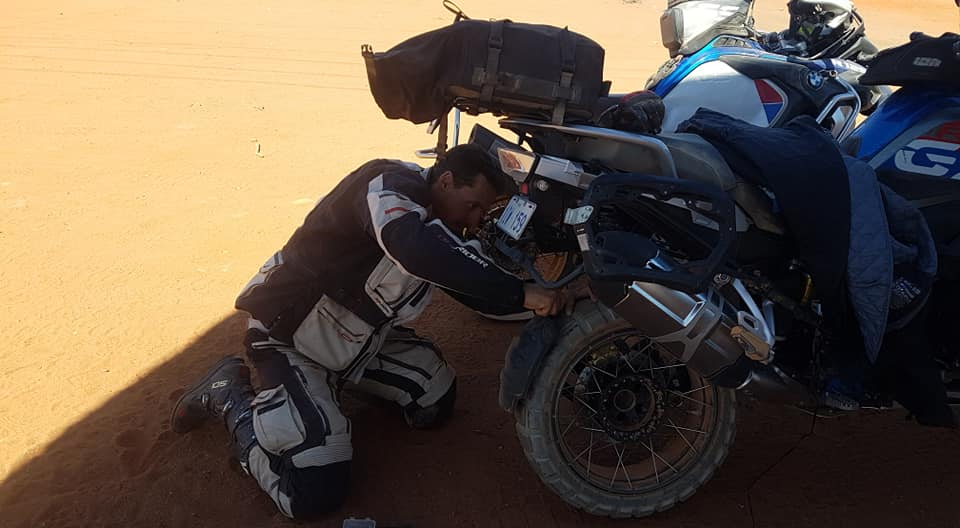 Terblanche Puncture