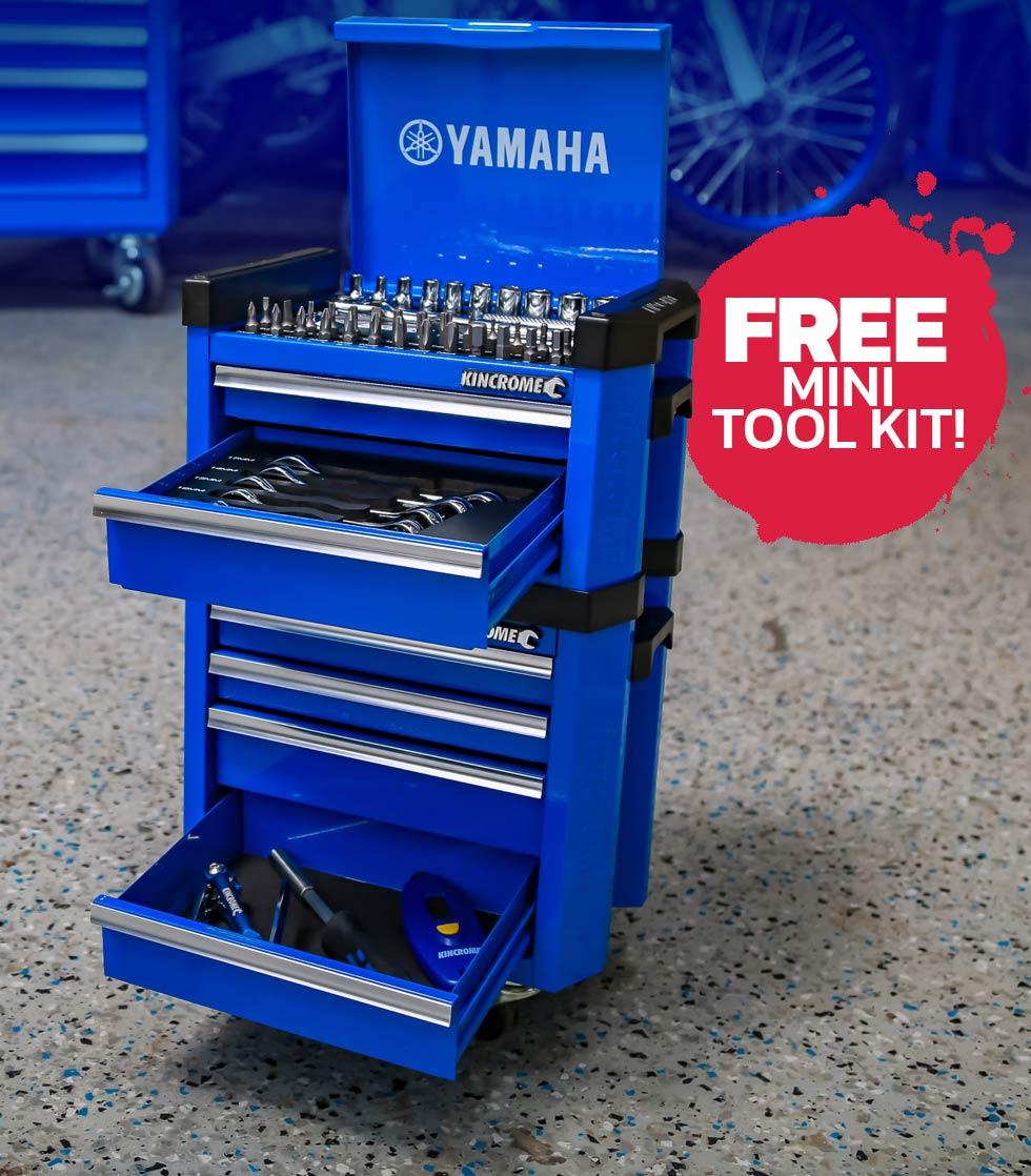 Yamaha Xmas FunBikes Toolkit x