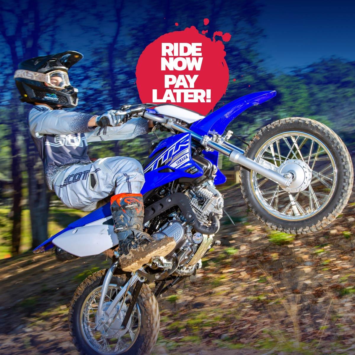 Yamaha Xmas FunBikes Toolkit Rider x