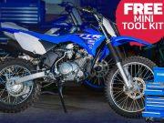 Yamaha Xmas FunBikes Toolkit TTR x