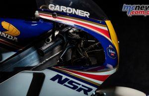 Wayne Gardner Honda NSR PA NSR big