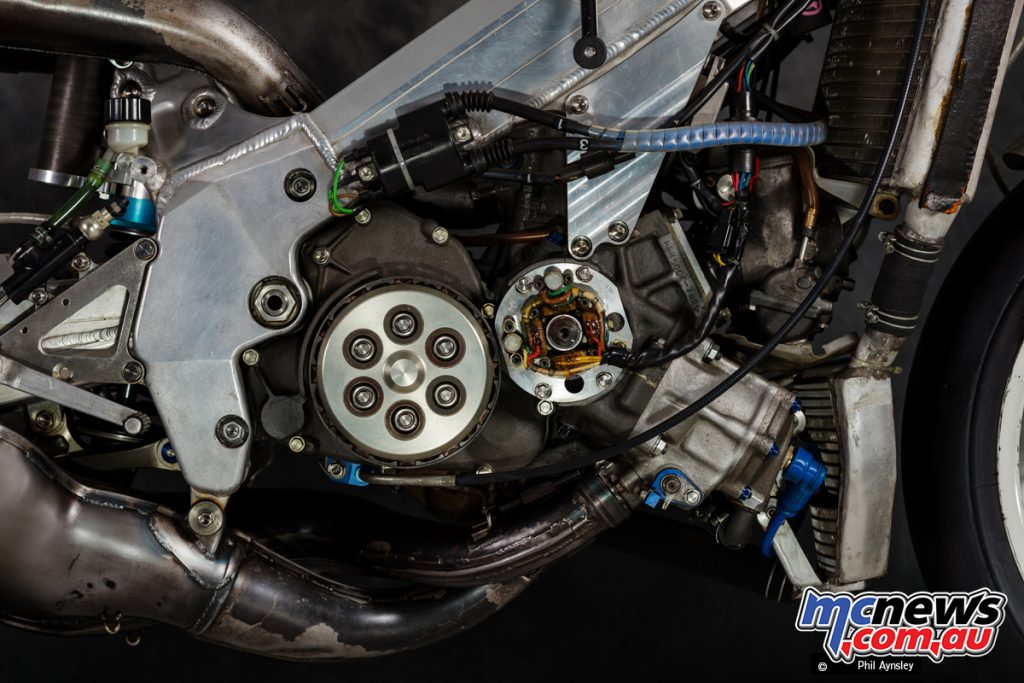 Wayne Gardner Honda NSR PA NSR