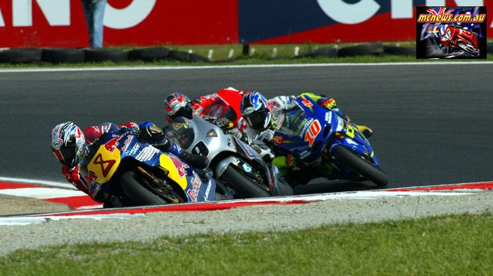 Austrlaian Grand Prix McCoy Aoki Roberts