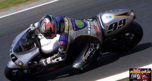 Austrlaian Grand prix Jeremy McWilliams