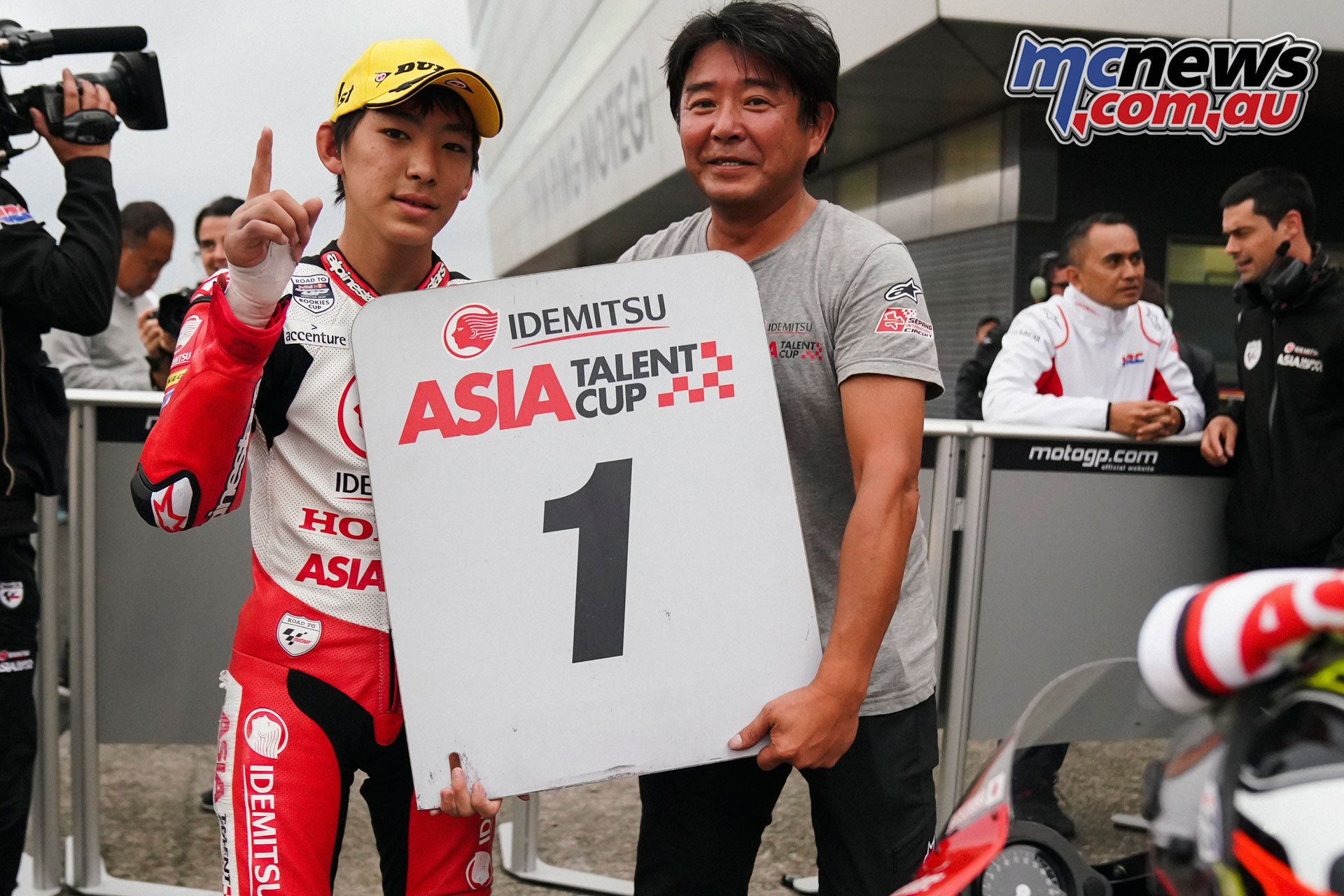 ATC Motegi Rd Race Matsuyama DSC
