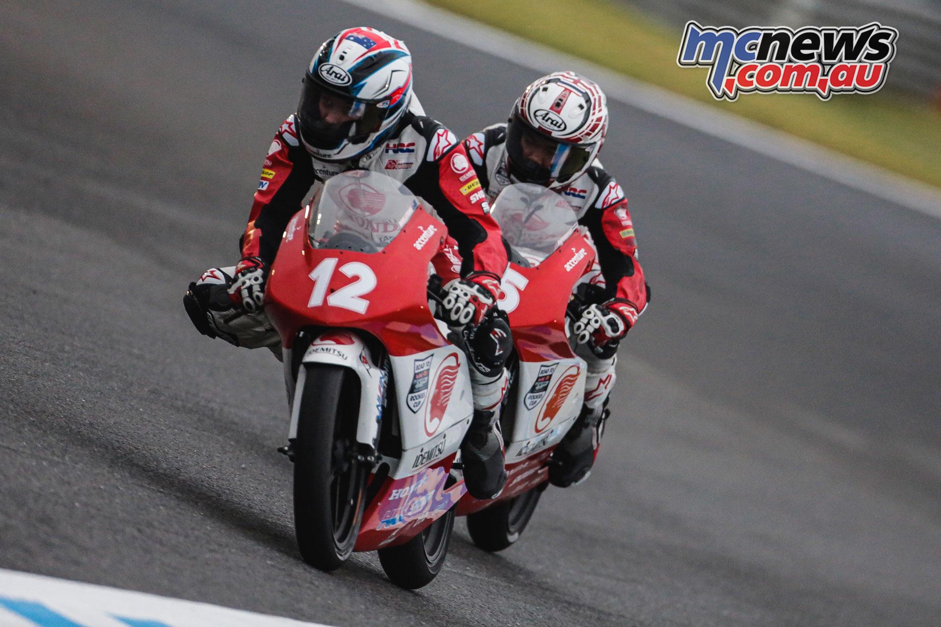 ATC Motegi Rd Race Roulstone ZA