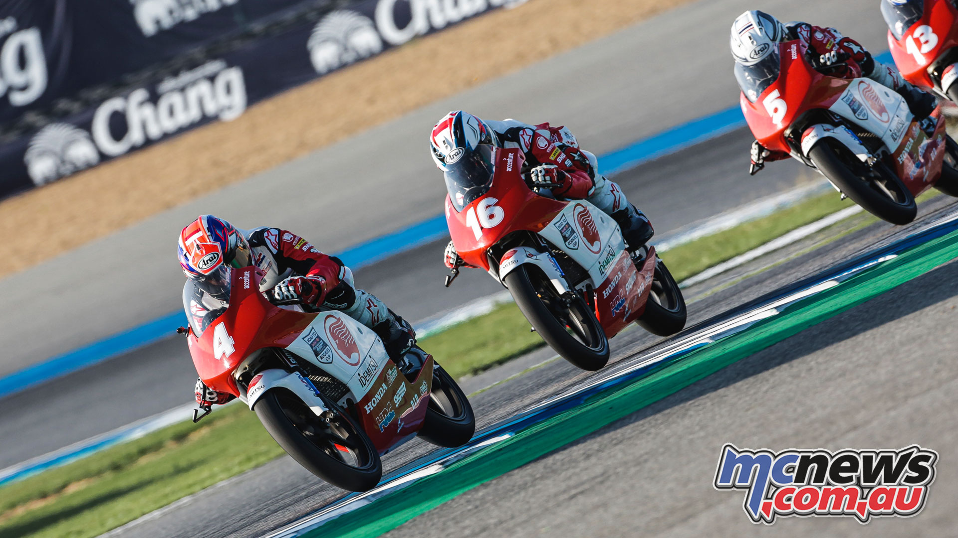 ATC Rnd Thailand Afridza Munandar Race ZA