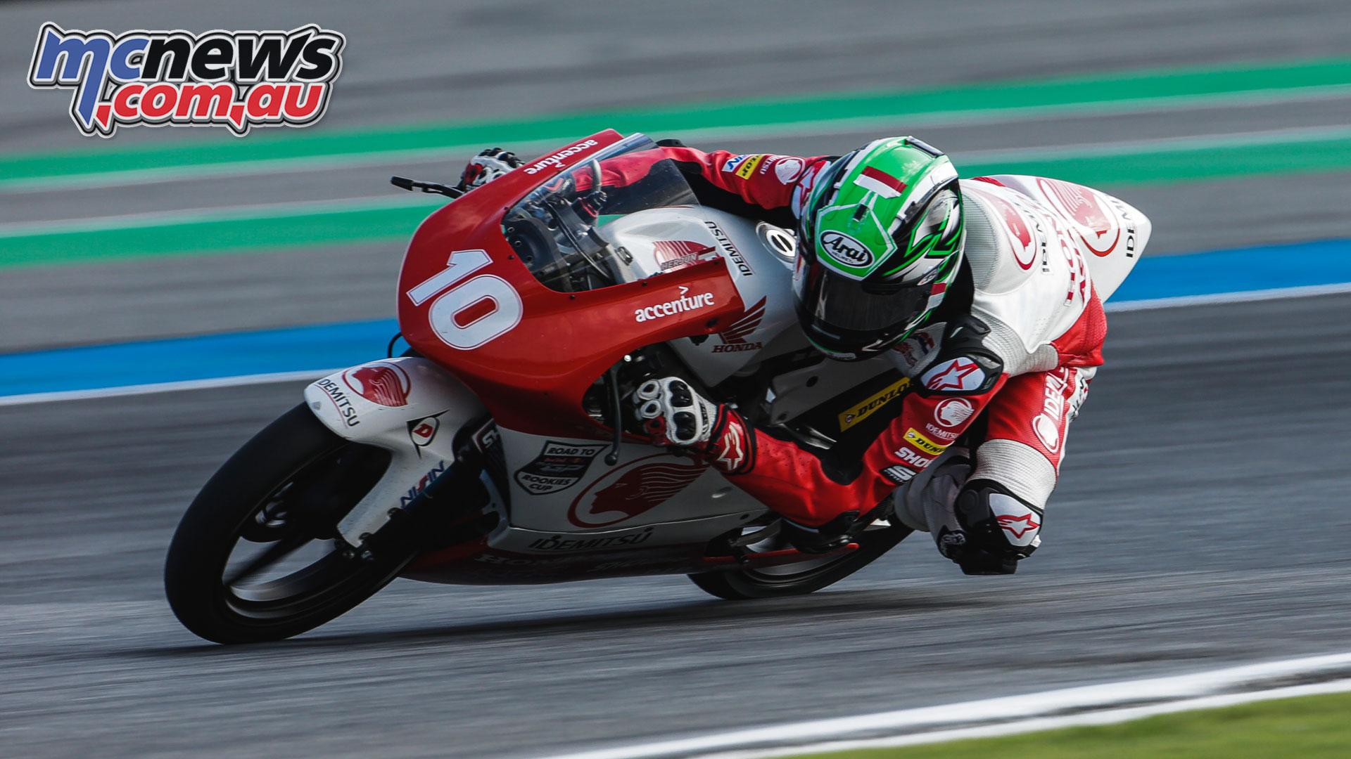 ATC Rnd Thailand Herjun Fidaus Race ZA