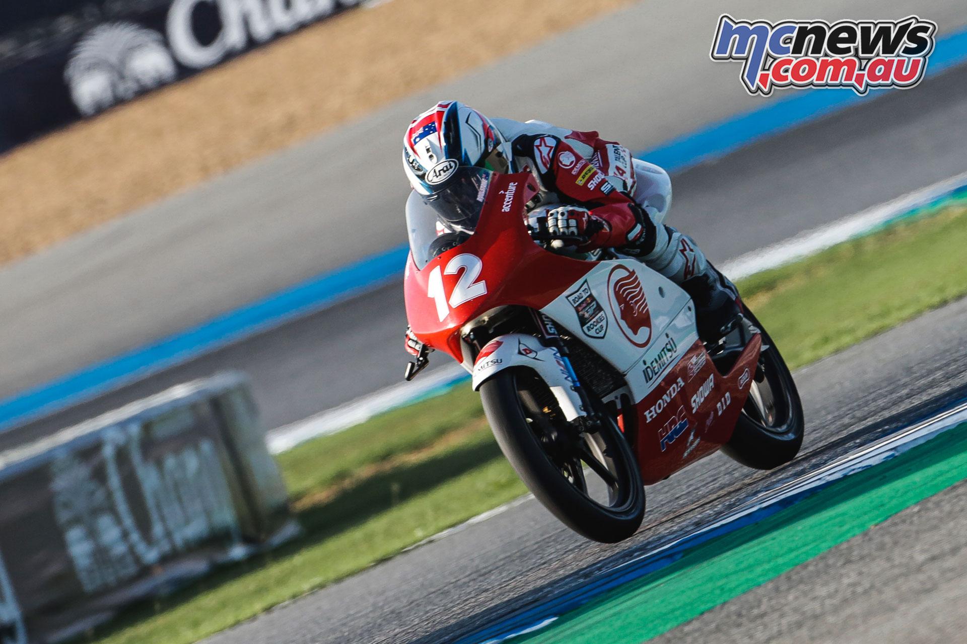 ATC Rnd Thailand Jacob Roulstone Race ZA