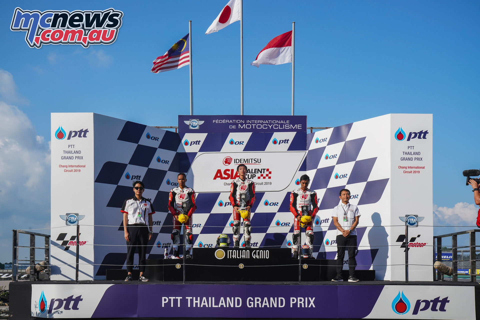 ATC Rnd Thailand Race Podium DSC