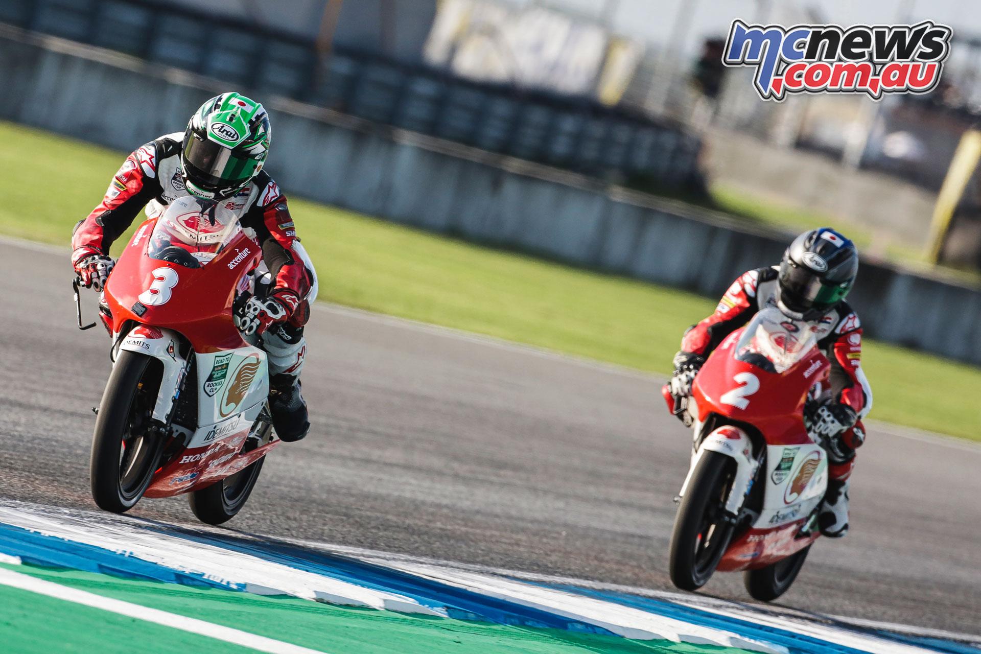 ATC Rnd Thailand Sho Nishimura Race ZA