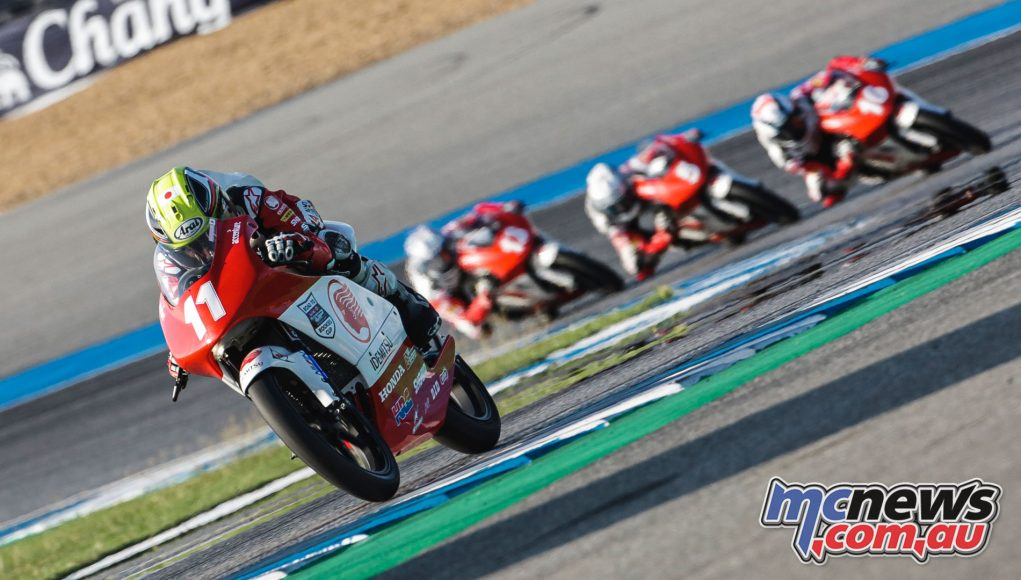 ATC Rnd Thailand Takuma Matsuyama Race ZA Cover