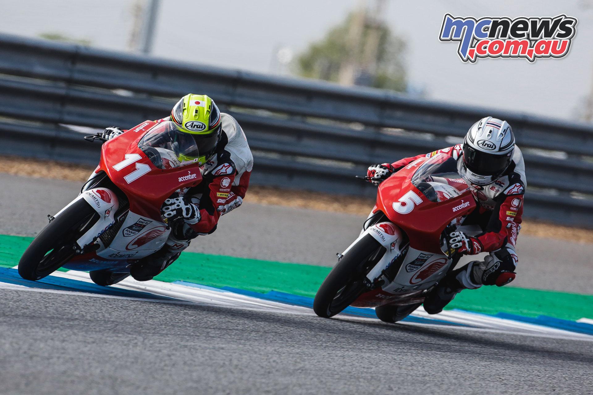 ATC Rnd Thailand Takuma Matsuyama Race ZA