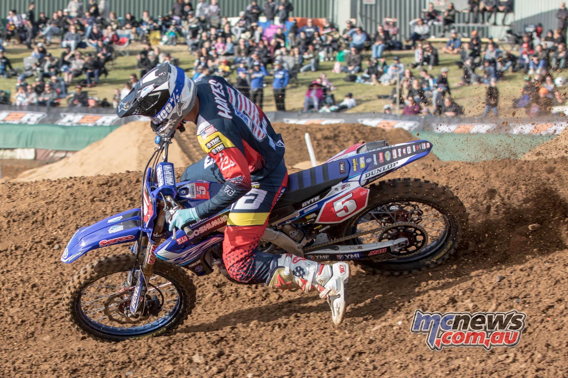 Australian SX Rnd Gillman JacobHayesQual