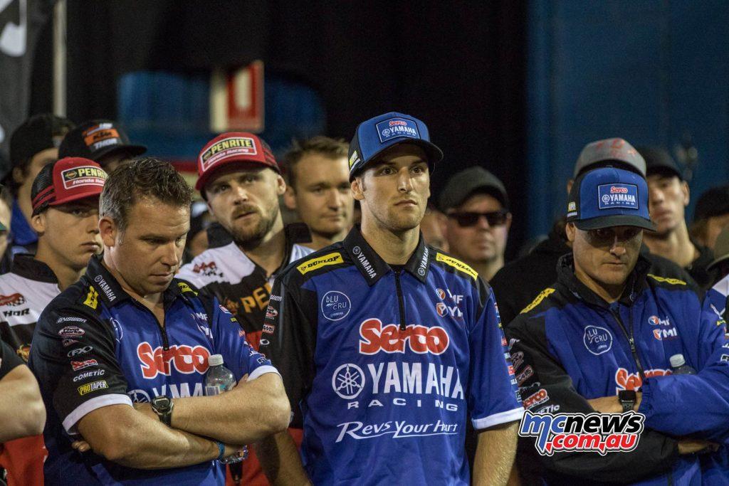 Australian Supercross Rnd Brisbane HayesSerco